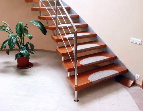 Как сделать лестницу подешевле