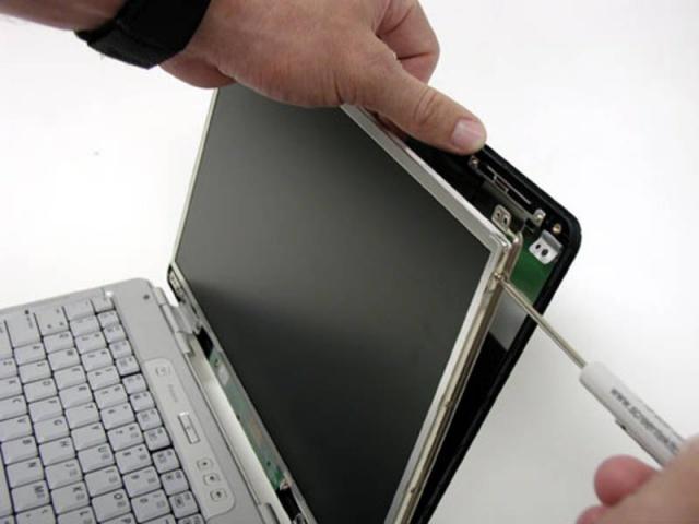 Ноутбук замена матрицы своими руками