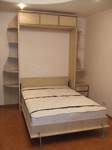продажа Шкаф-кровать подъемная К05 онлайн Шкафы в интернет магазине Наполеон Мебель, сравнение цен и прайс-листы