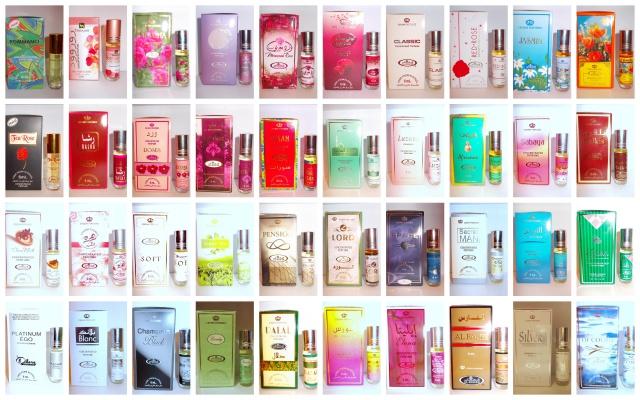 Восточная косметика и парфюмерия