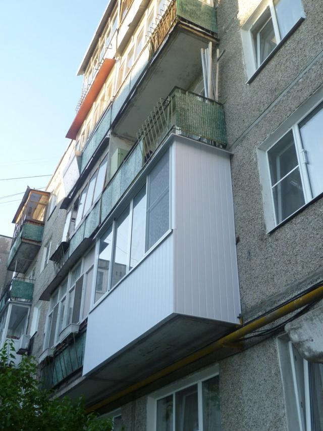 """Услуги - балконы и лоджии """"под ключ"""" в саратовской области п."""