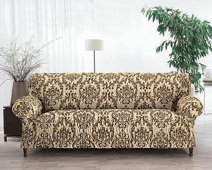 Сшить еврочехлы на диван своими руками