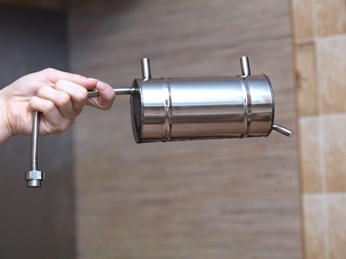 Дистиллятор самогонный своими руками
