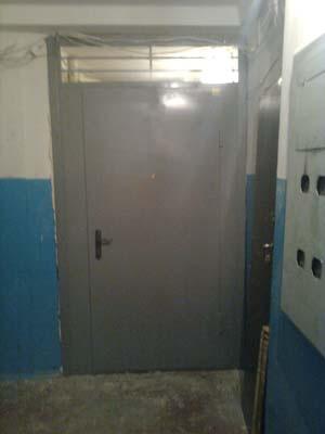 двери входные металлические электрогорск