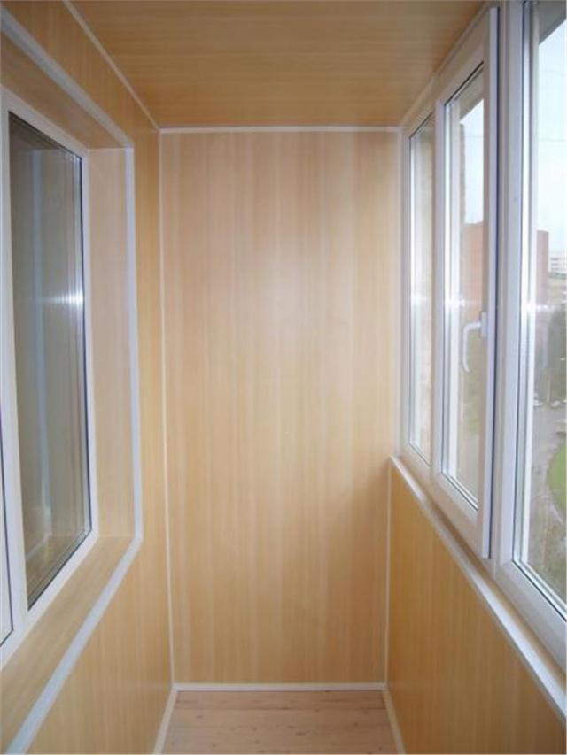 материал для обшивки балкона внутри отзывы и рейтинг Водолее ставит