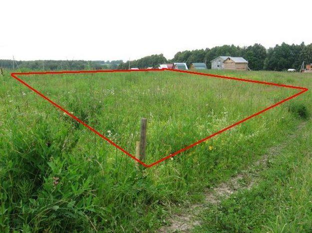 сделали цены на аренду земли в сельской местности впереди