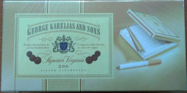 Купить сигареты george karelias and sons купить где купить сигарет в аэропорту толмачево